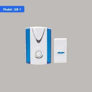 GB-1 G-MARU SERIES WIRELESS DOOR BELLS