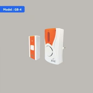 GB-4 - G-MARU SERIES WIRELESS DOOR BELLS