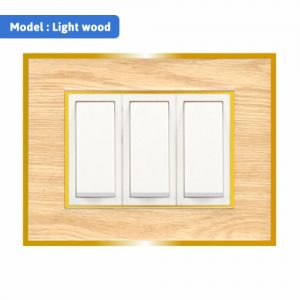 Switches - Light wood